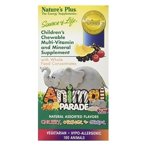 Nature's Plus Children's Chewable Multivitamin