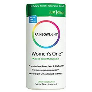 Rainbow Light Womens One
