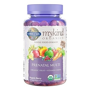 Garden of Life Prenatal Gummy Vitamin